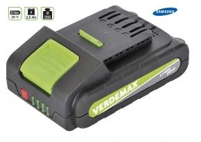 Li-ion baterie 20V-2,5 Ah Verdemax