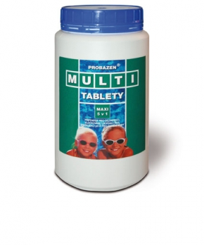 Multi tablety 5v1