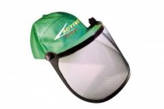 Ochranný štít + čepice