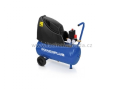 POW5530 kompresor 1,5 HP - 24 litrů