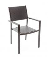Kovová židle ELBA