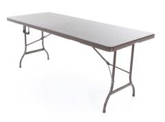 Kovový stůl BARI, ELBA, SPLIT