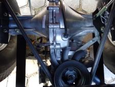 WB PROFI LINE 2022 SPIRIT Premium - profi zahradní traktor