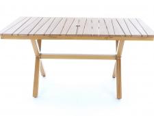 Kovový stůl AXEL