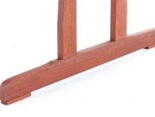 Dřevěný zahradní nábytek MONROO VeGA 6