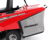 Weibang WB 81EC-A - akumulátorový rider