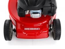 WEIBANG WB 455 SC 4in1 RED LINE travní sekačka s pojezdem