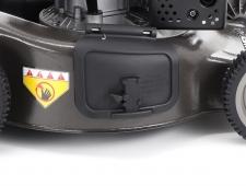 WEIBANG WB 537 SCV BBCPRO prof.sekačka s hřídelovým 3x rychlostním pohonem a BBC spojkou