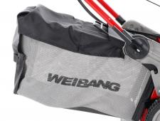 WEIBANG WB 456 SC 6in1 RED LINE travní sekačka s variabilním pojezdem