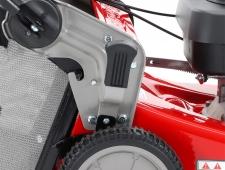 WEIBANG WB 456 SCVE 7in1 motorová sekačka s pojezdem a 7 rychlostní variátorovou převodovkou + elektro start