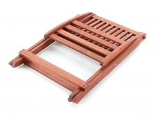 Dřevěná skládací sestava BASIC SET 6 + luxusní sedáky ZDARMA